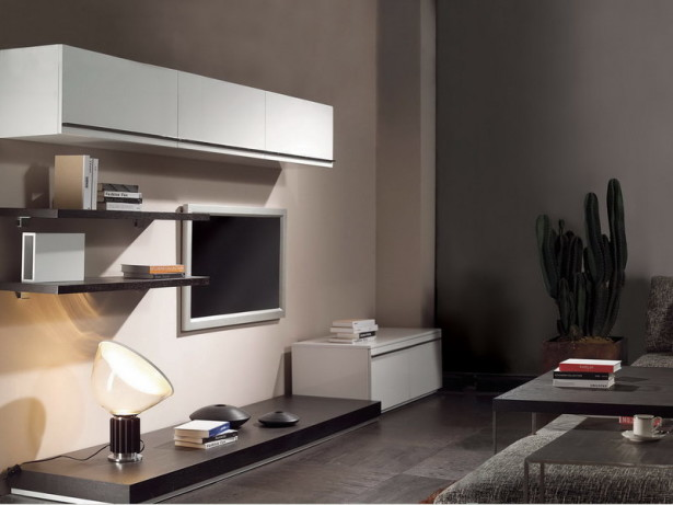 Minimalist house design india - Moderne Stue M 248 Bler For Minimalist Accent Kristin Leilighet